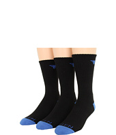 Fallen - Trademark 2 Solid Sock 3-Pack