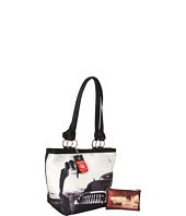 Harveys Seatbelt Bag - Carriage Ring Tote & Minnie Wristlet