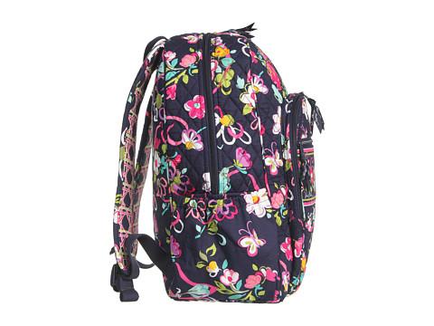 vera bradley campus backpack as diaper bag. Black Bedroom Furniture Sets. Home Design Ideas