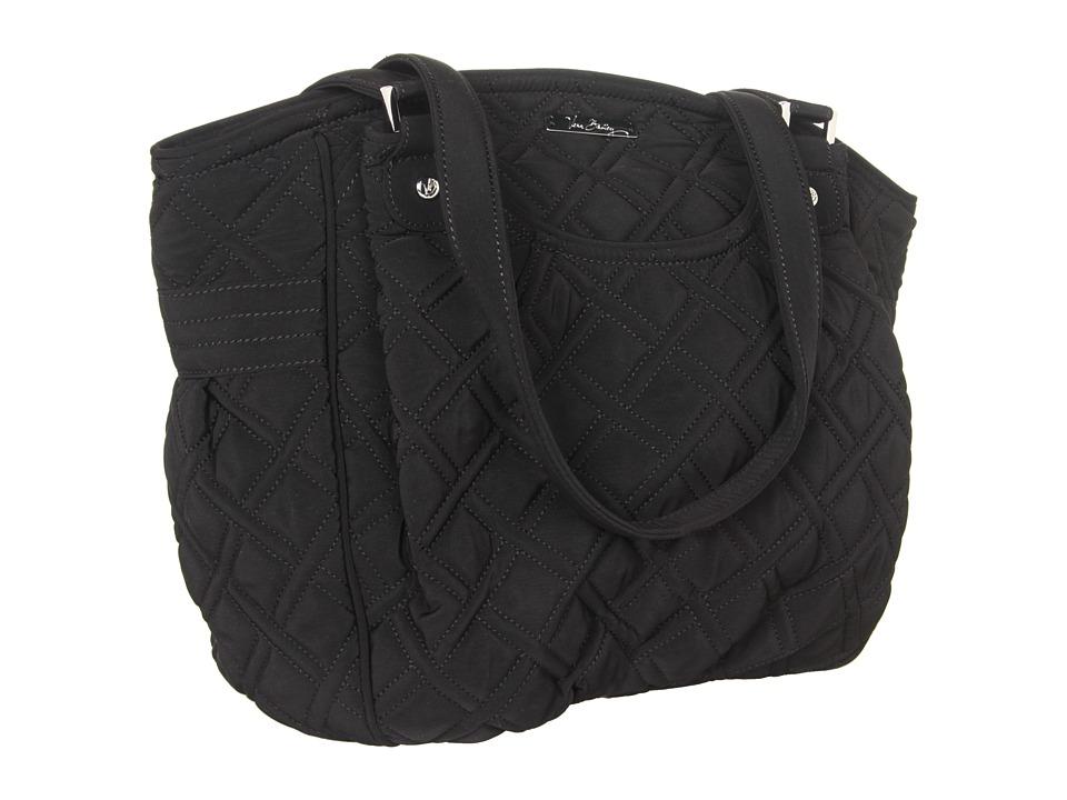 Vera Bradley - Glenna (Black) Tote Handbags