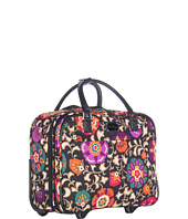 Vera Bradley Luggage - Roll Along Work Bag