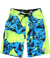 Volcom Kids - Tornlosky Boardshort (Big Kids)
