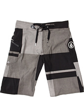 Volcom Kids - Maguro Blocks Boardshort (Big Kids)