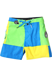 Volcom Kids - Maguro Blocks Boardshort (Toddler/Little Kids)
