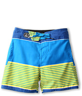 Volcom Kids - Maguro Stripe Boardshort (Toddler/Little Kids)