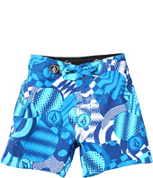 Volcom Kids - Maguro Circles Boardshort (Toddler/Little Kids)