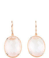 DeLatori - Rose Quartz Earrings
