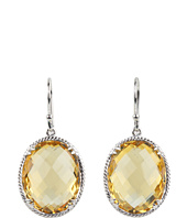 DeLatori - Yellow Citrine Earrings