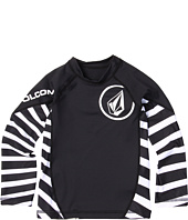 Volcom Kids - Radiant L/S Thrashguard (Toddler/Little Kids)