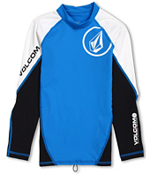 Volcom Kids - Colorblock L/S Rashguard (Big Kids)