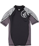 Volcom Kids - Colorblock S/S Thrashguard (Big Kids)