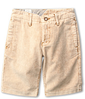 Volcom Kids - Dorado Cord Short (Big Kids)
