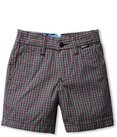 Volcom Kids - Rushy Plaid Short (Toddler/Little Kids)
