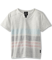 Volcom Kids - Ferrell V-Henley S/S (Toddler/Little Kids)
