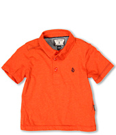 Volcom Kids - Blackout Polo (Toddler/Youth)