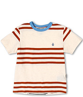 Volcom Kids - Circle Square Crew S/S (Toddler/Little Kids)
