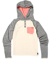 Volcom Kids - Tempest Hooded Henley (Big Kids)