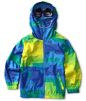 Volcom Kids - Sonrisa Full-Zip Windbreaker (Toddler/Little Kids)