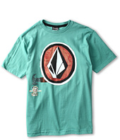 Volcom Kids - Kid Creature FA S/S Tee (Big Kids)