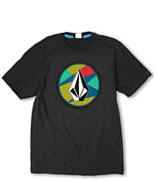 Volcom Kids - Stained Stone S/S Tee (Big Kids)