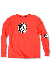 Volcom Kids - Circle Stone L/S Tee (Little Kids)