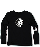 Volcom Kids - Circle Stone L/S Tee (Toddler/Little Kids)