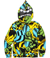 Volcom Kids - Maguro Circles Full-Zip Hoodie (Big Kids)