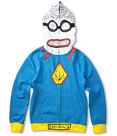 Volcom Kids - Super Kreature Full Zip (Big Kids)