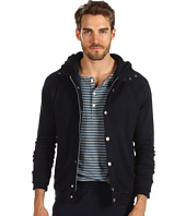 SLVR - Lux French Terry Hooded Jacket
