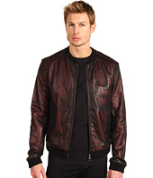 SLVR - Leather Blouson