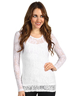 Ariat - L/S Lace Tee