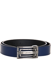 Cheap Versace Collection Signature Buckle Belt Blue