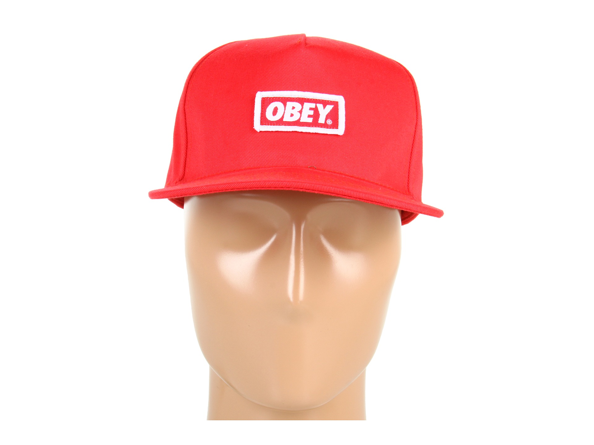 obey new original snapback hat accessories shipped free