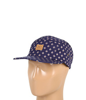 Cheap Obey Stately 5 Panel Hat Navy