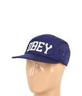 Cheap Obey Stadium 5 Panel Hat Peacoat
