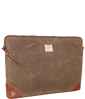 Cheap Obey Detour Notebook Sleeve Military Olive