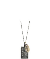 Obey - Beer Can Necklace