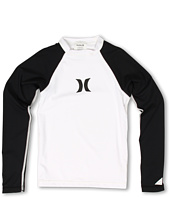 Hurley Kids - One & Only L/S Rashguard (Big Kids)