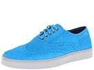 Cole Haan - Bergen Wingtip (Topaz Suede) - Footwear