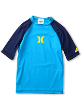 Hurley Kids - One & Only S/S Rashguard (Big Kids)