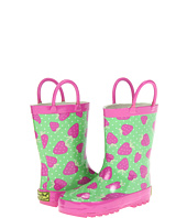 Western Chief Kids - Strawberry Toss Rain Boot (Toddler/Youth)