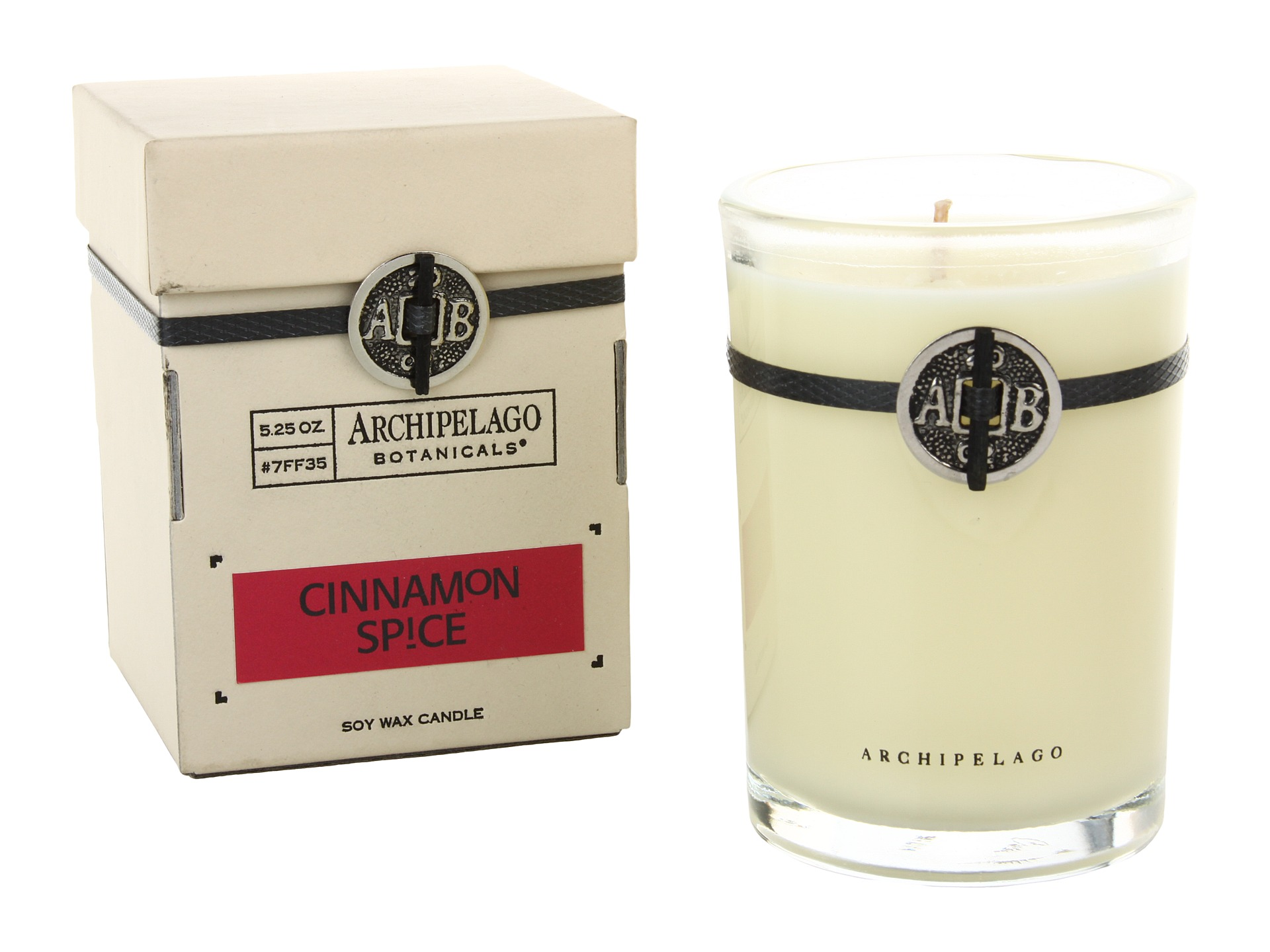 Archipelago Botanicals - Signature Soy Candles (Cinnamon Spice) - Beauty