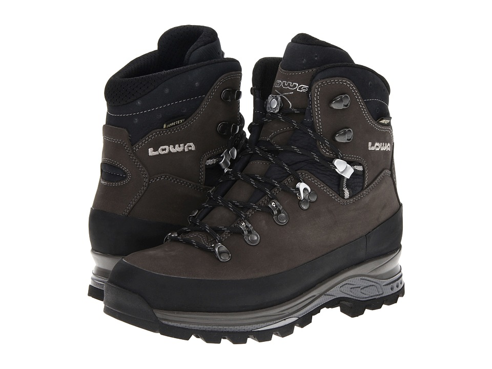 Lowa - Tibet GTX(r) WS (Dark Gray/Navy) Women's Hiking Boots