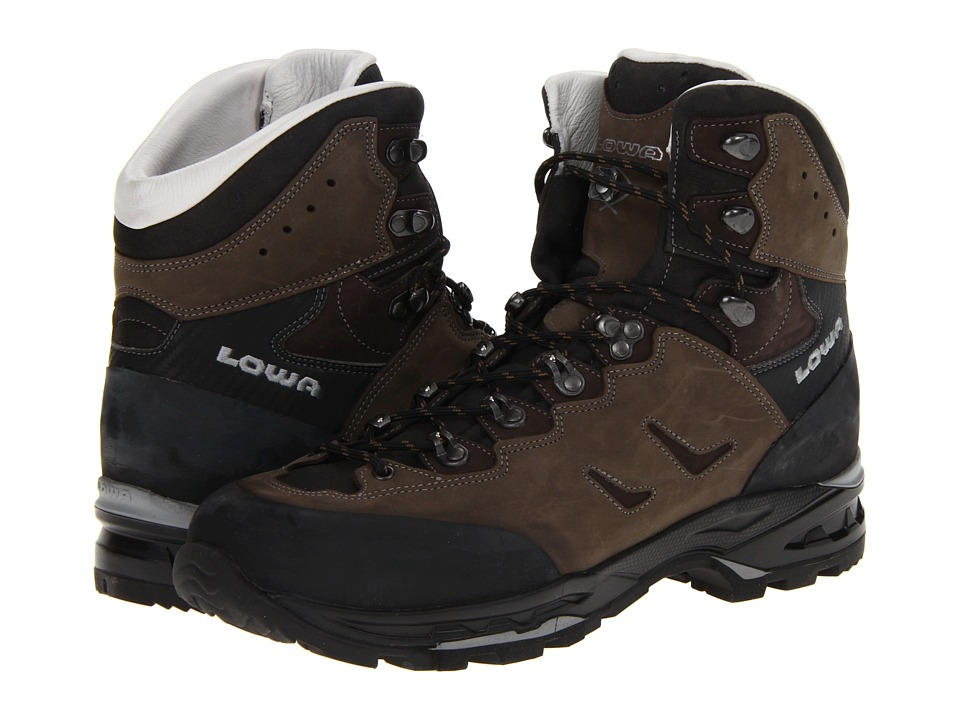 Lowa Camino LL Flex Dark Grey/Black Mens Hiking Boots