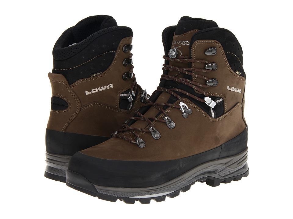 Lowa - Tibet GTX(r) (Sepia/Black) Mens Boots