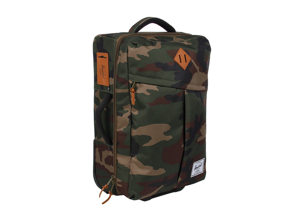 Herschel Supply Co. - Campaign (Woodland Camo) Pullman Luggage