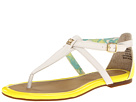 Sperry Top-Sider - Summerlin (Ivory/Neon Yellow)