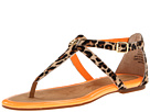 Sperry Top-Sider - Summerlin (Natural Leopard/Neon Orange)