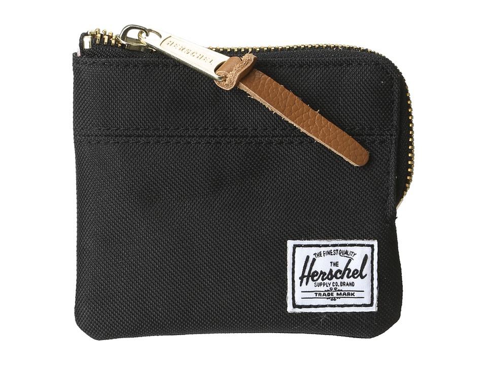 Herschel Supply Co. Johnny Black Coin Purse