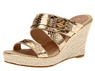 Sperry Top-Sider - Maris (Gold Python Print)